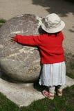 Criança do rosenborg do castelo Imagens de Stock