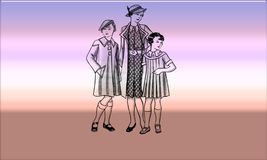 Criança do vetor ilustração royalty free