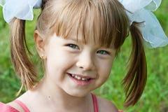 Criança doce Fotografia de Stock Royalty Free