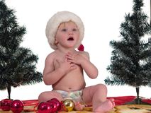 Criança em olhares da surpresa Imagem de Stock Royalty Free