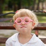 Criança esperta fotografia de stock royalty free