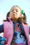 Criança estragada Fotos de Stock