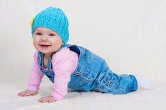Criança feliz foto de stock royalty free