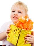 Criança feliz Foto de Stock