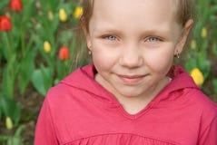 Criança feliz Imagem de Stock