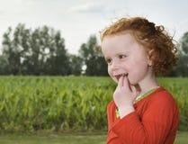 Criança feliz Imagem de Stock Royalty Free