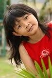Criança feliz brincalhão fotografia de stock
