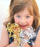 A criança feliz da face. foto de stock royalty free