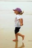 Criança feliz do verão Imagens de Stock Royalty Free