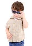 Criança fresca Imagens de Stock