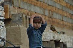 Criança indiana Imagens de Stock Royalty Free