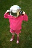 Criança infeliz Foto de Stock
