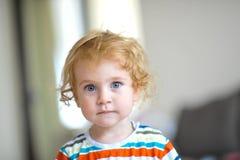 Criança inocente Imagem de Stock Royalty Free