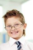 Criança inteligente Imagens de Stock