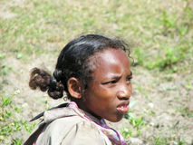 Criança malgaxe Fotos de Stock