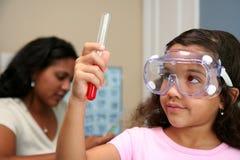 Criança na escola Fotografia de Stock Royalty Free
