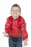 Criança natural Fotografia de Stock Royalty Free