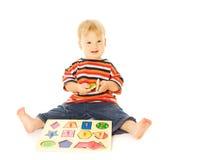 Criança nova bonita Imagens de Stock Royalty Free