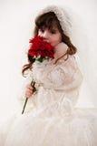 Criança nova dos anos de idade do innocent 4 Fotografia de Stock Royalty Free