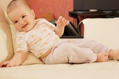 Criança pequena Imagens de Stock Royalty Free