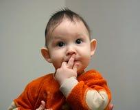 A criança pequena Imagens de Stock