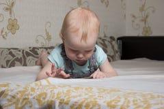 Criança pequena Imagem de Stock Royalty Free