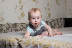 Criança pequena Fotos de Stock Royalty Free