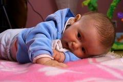 Criança pequena Foto de Stock