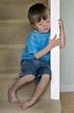 Criança só Imagem de Stock