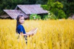 Criança tailandesa Fotografia de Stock Royalty Free