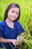 Criança tailandesa Imagens de Stock Royalty Free