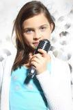 Criança talentoso Fotografia de Stock