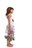 Criança triste Imagens de Stock Royalty Free