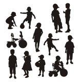 Crianças 1 Fotografia de Stock