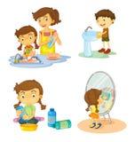 Crianças Imagem de Stock