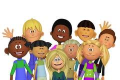 Crianças Foto de Stock