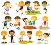Crianças Imagens de Stock