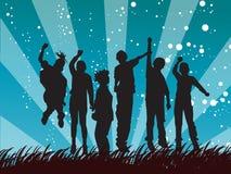 Crianças Fotografia de Stock Royalty Free