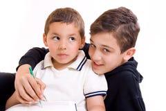 Crianças Fotos de Stock