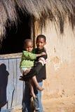 Crianças africanas Fotografia de Stock Royalty Free
