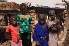 Crianças africanas Imagens de Stock