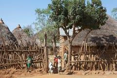 Crianças africanas Foto de Stock Royalty Free