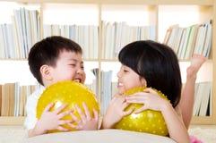 Crianças bonitas imagem de stock royalty free