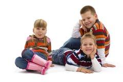Crianças bonitos Imagem de Stock Royalty Free