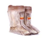 Crianças \ 'carregadores do inverno de s Fotografia de Stock Royalty Free