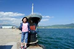 crianças chinesas Imagem de Stock Royalty Free