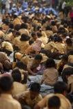 CRIANÇAS DA POPULAÇÃO DE INDONÉSIA Foto de Stock Royalty Free