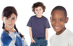 Crianças de Adorables Imagem de Stock
