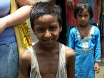 Crianças de Indiand Fotos de Stock