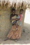 Crianças de Uganda Foto de Stock Royalty Free